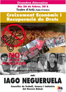 Divendres Alternatius - Iago Negueruela